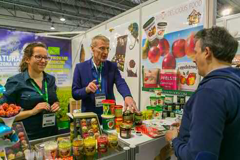 WorldFood Warsaw 2016